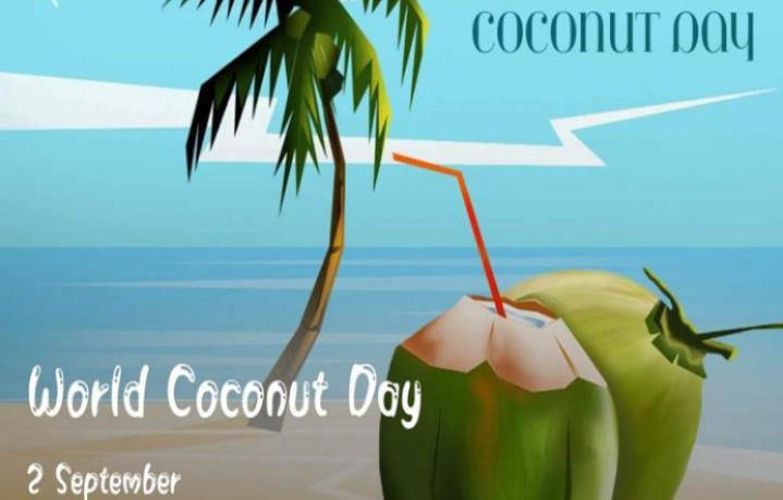 World Coconut Day 2021: The day is celebrated to highlight and raise  awareness about the importance and benefits of coconut - The Bawabilat